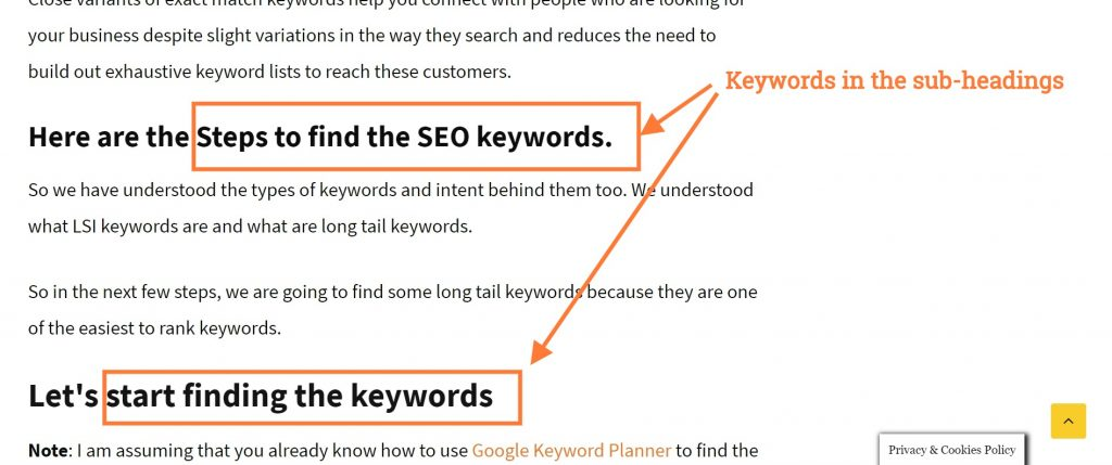 What is SEO Content - A Detailed Guide to do On-Page SEO in 2021 15