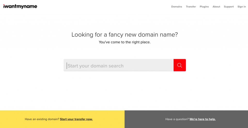 20 Domain Name Generators to Get Awesome Ideas 19