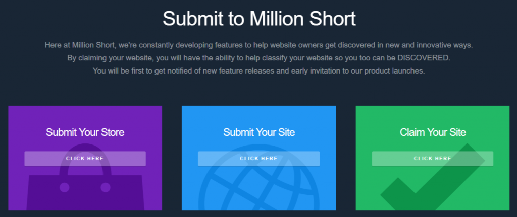50+ Search Engine Submission Sites to Create Backlinks in 2021 6