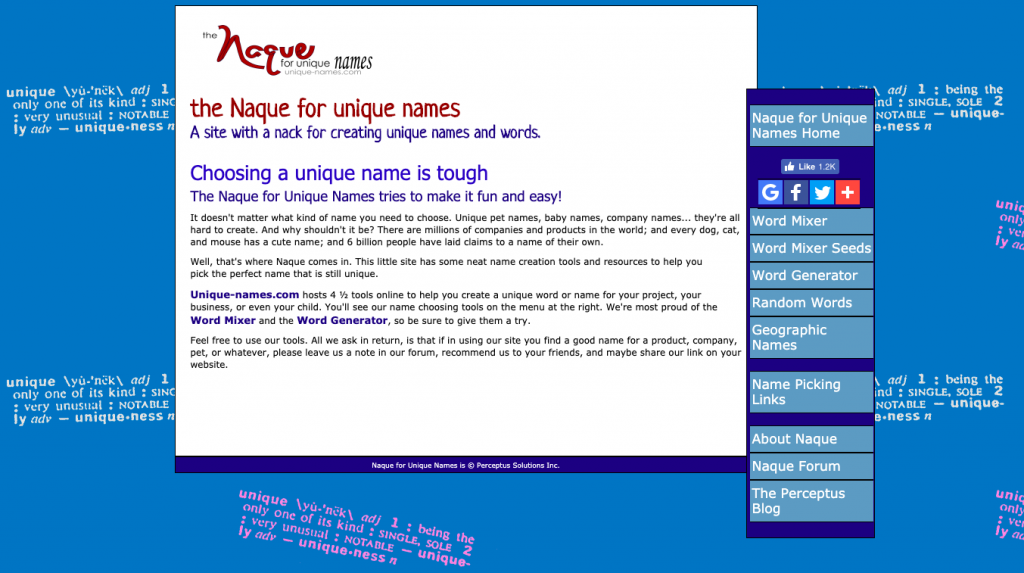 20 Domain Name Generators to Get Awesome Ideas 13