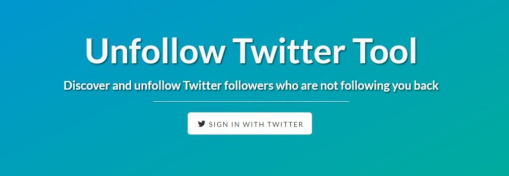 7 Twitter Unfollow Tools to Mass Unfollow Twitter Profiles 4