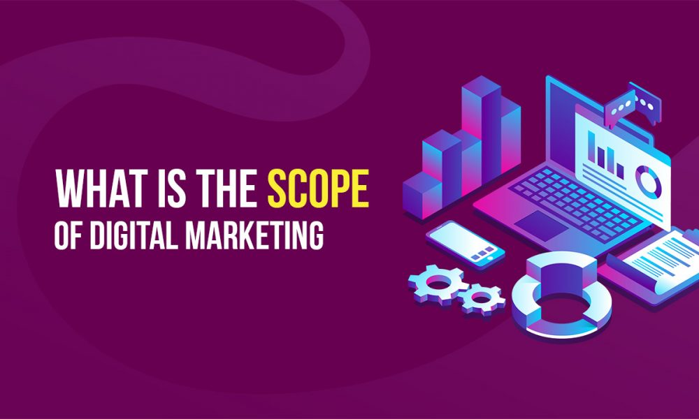 What is The Scope of Digital Marketing in India?